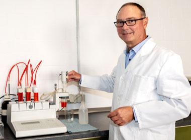 Dr. Uwe Dittmar - Laboranalysen - Graphische Technik und Handel Heimann GmbH, Pferdekamp 9, 59075 Hamm